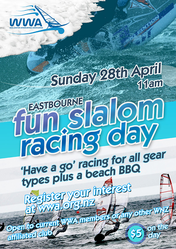 Register interest in Fun Slalom